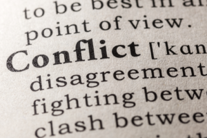 Dealing with customer conflict and challenge